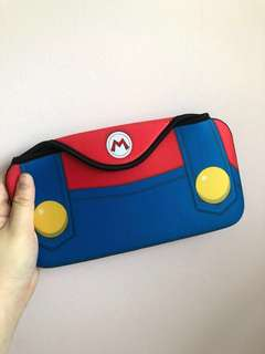 Mario Pouch for Nintendo Switch