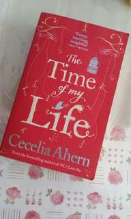 The time of my life-Cecilia Ahern