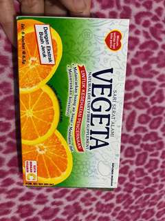 Ramadhan Sale Vegeta Original Rasa Orange