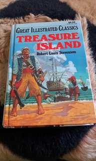 Literary classics Treasure Island