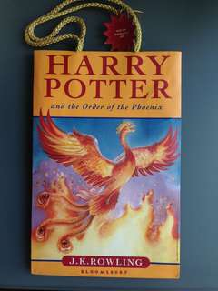 Harry Potter and the Order of the Phoenix Shopping Bag