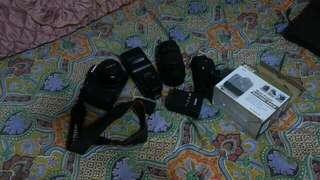 Kamera mahu dijual