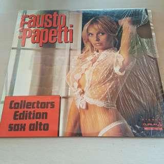 Fausto Papetti LP Vinyl Record