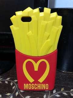 Moschino Iphone 6 Case