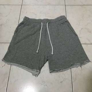H&M Grey Sweat Shorts