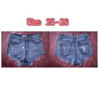 Denim Shorts #1
