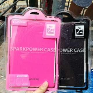 包平郵 原價170 全新 casepar 閃粉 ipad mini case 保護套