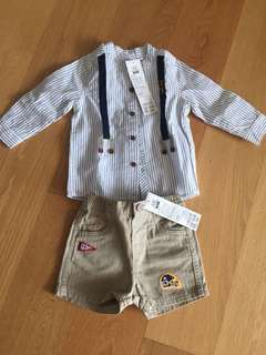 6-12 months set with a free soapsox turtle