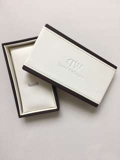 Daniel Wellington 原裝手錶盒 DW watch box