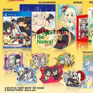 SENRAN KAGURA Burst Re:Newal Collector's Edition
