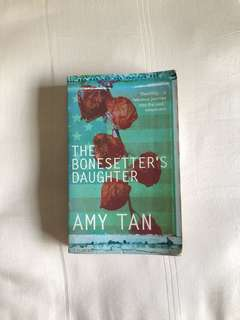 The Bonesetter's Daughter (Amy Tan) - other Amy Tan books avail