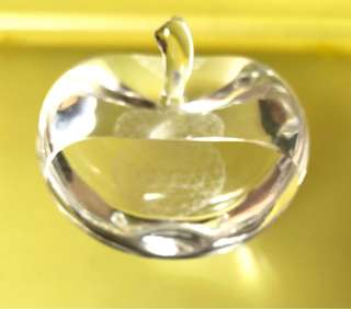 Crystal weight apple