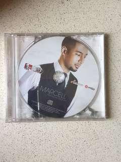 CD Album Music Marcell KFC