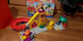 Fisher price little people surprise sound park