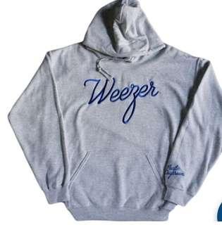 Weezer Sweater Hoodie