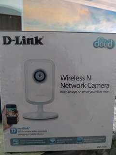 BNIB D-Link Cloud Camera