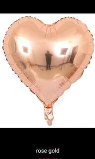18inch heart foil Balloons