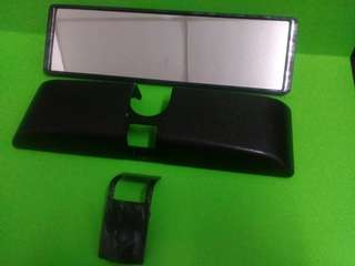 INDED CarMate Center Mirror Ori Japan