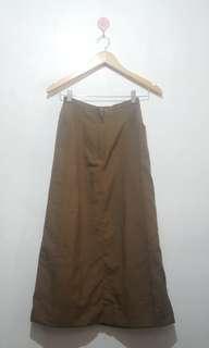 Long Casual Skirt