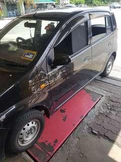 Perodua viva 660cc Manual( jimat petrol)blh nego