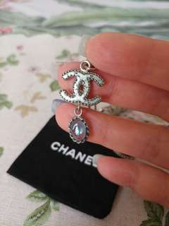 Chanel authentic pendent necklace 頸鍊(real Chanel) not Hermes LV Miu Miu Fendi YSL Dior