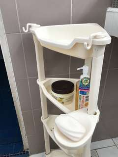 Bathroom 4 Tier Organizer