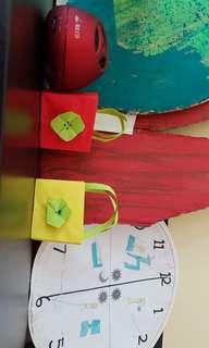 Cute cute bag and gift