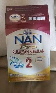 Nan Pro Step 2