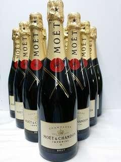 Moet Champagne10支