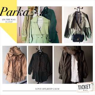 PARKA COLLECTION