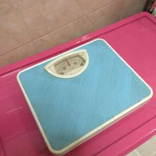 🚚 Weighing Scale / Balance