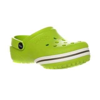 Authentic Kilby clogs crocs volt green