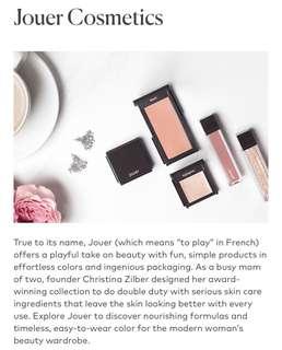 Jouer Cosmetics Spree