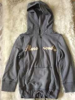 Abercrombie Grey Jacket