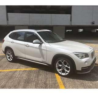 BMW X1 SDRIVE20iA XLINE  2014