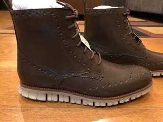 Cole Haan Zerogrand Wingtip Boots