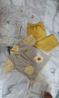 Little caliph uniform S size