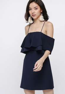 Love bonito theora off shoulder dress