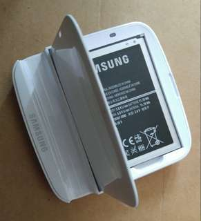 Samsung battery charger with battery