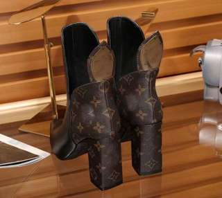 LV boots new