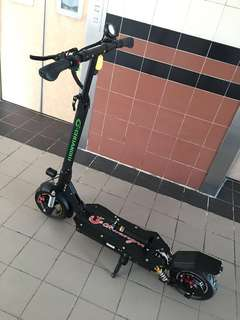 800w 15ah Scooter (almost brand new)
