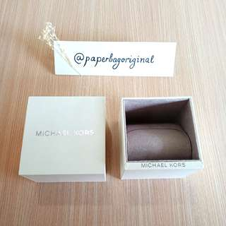 Michael Kors Watch Box Original Jam tangan Authentic