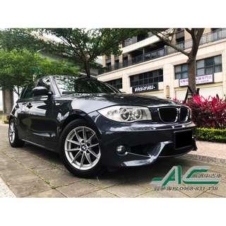 BMW E87 120i M-TECH LOOK 德系都會小鋼炮 可全額貸超低月付款
