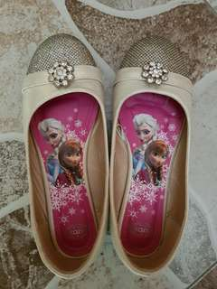 Frozen shoes size 3