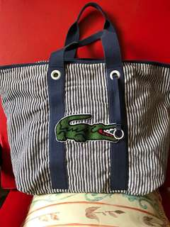 💯 AUTHENTIC Lacoste Bag PRELOVED