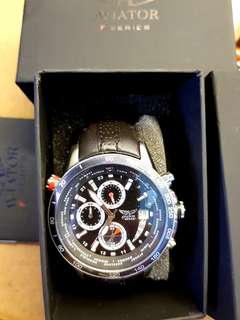 Aviator F series Pilot's Chronograph Watch