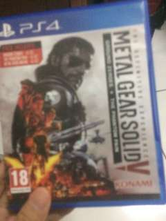 MGS Metal Gear Solid Definitive Edition