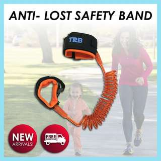 Safety Harness (Anti Anak Hilang)