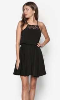 Love lace yoke Dress BNWT