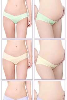 (Ready Stock) Brand New Maternity Underwear